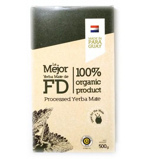 巴拉圭 FD - La Mejor 高質有機原味無梗瑪黛茶 500 克