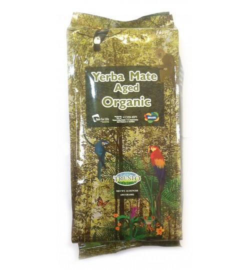 巴西 Triunfo 翠又佛有機熟成原味瑪黛茶 454 克
