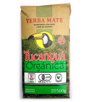 Tucanguá 犀鳥牌有機原味有梗瑪黛茶 500 克
