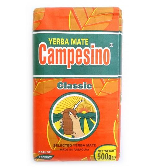 巴拉圭 Campesino 農夫牌經典原味有梗瑪黛茶 500 克