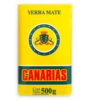 烏拉圭 Canarias 金絲雀巴西傳統原味無梗瑪黛茶 500 克