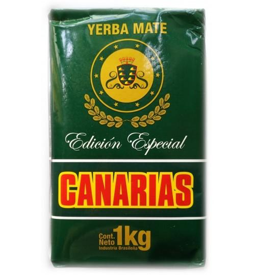 烏拉圭 Canarias 金絲雀巴西特選原味無梗瑪黛茶 1000 克
