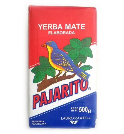 巴拉圭 Pajarito 小鳥牌原味有梗瑪黛茶 500 克