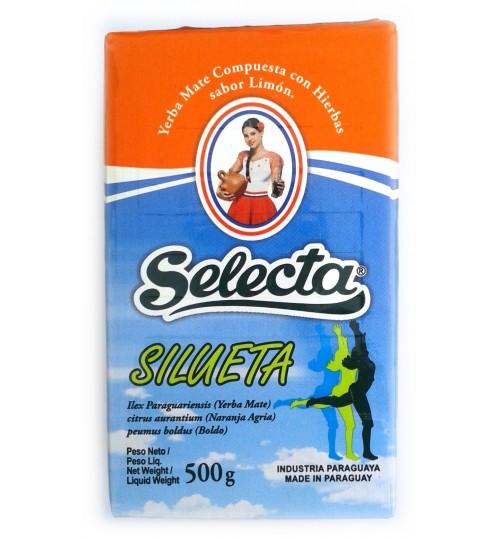 巴拉圭 Selecta 佳選牌塑身有梗瑪黛茶 500 克