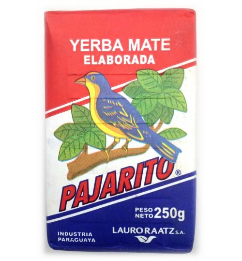 巴拉圭 Pajarito 小鳥牌原味有梗瑪黛茶 250 克