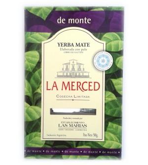La Merced 聖恩頂級濃醇原味有梗瑪黛茶 500 克