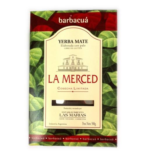 La Merced 聖恩頂級燒烤原味有梗瑪黛茶 500 克