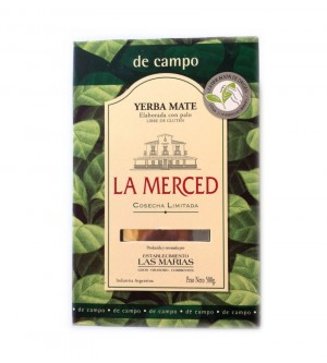 La Merced 聖恩頂級溫和原味有梗瑪黛茶 500 克