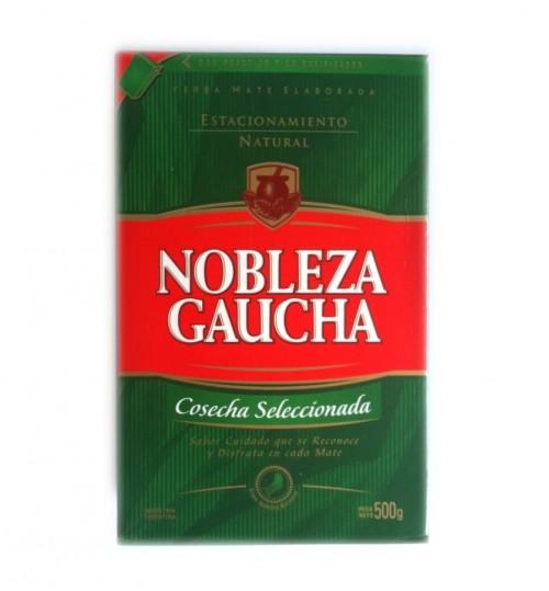 Nobleza Gaucha 高茶貴族特選原味有梗瑪黛茶 500 克