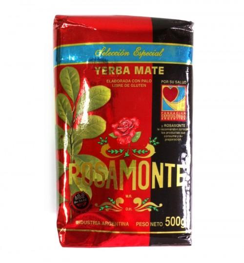 Rosamonte 羅莎蒙特特選傳統原味有梗瑪黛茶 500 克