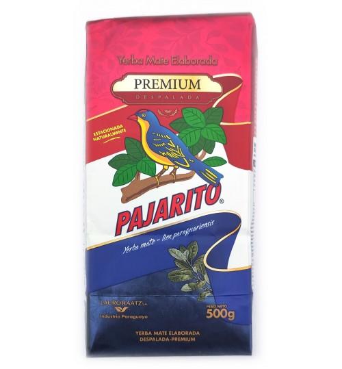 巴拉圭 Pajarito 小鳥牌頂級原味無梗瑪黛茶 500 克