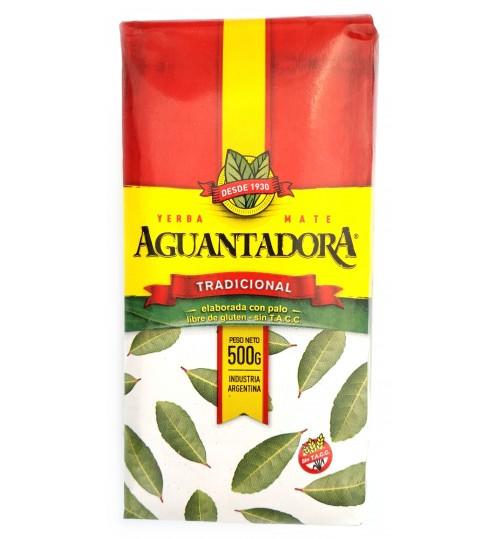 Aguantadora 持久牌傳統原味有梗瑪黛茶 500 克