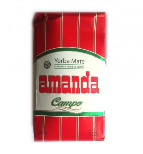 Amanda 阿曼達溫和原味有梗瑪黛茶 500 克