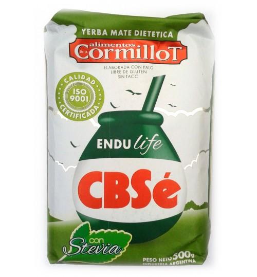 CBSe 可絲牌甜菊味有梗瑪黛茶 500 克