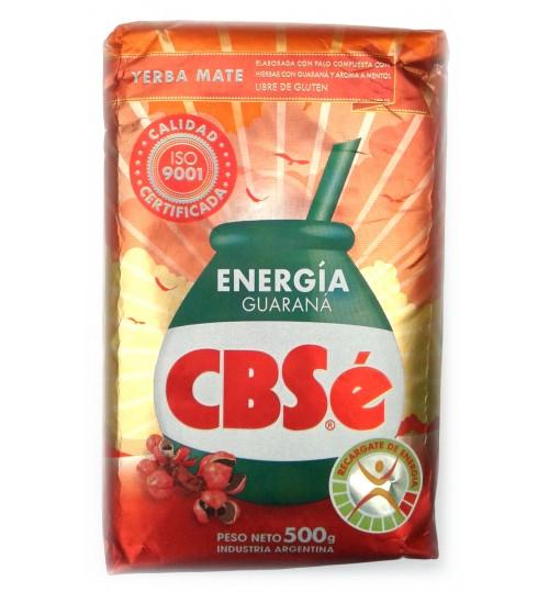 CBSe 可絲牌瓜拉那味活力有梗瑪黛茶 500 克