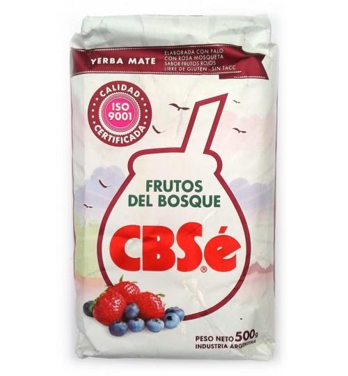 CBSe 可絲牌漿果味有梗瑪黛茶 500 克