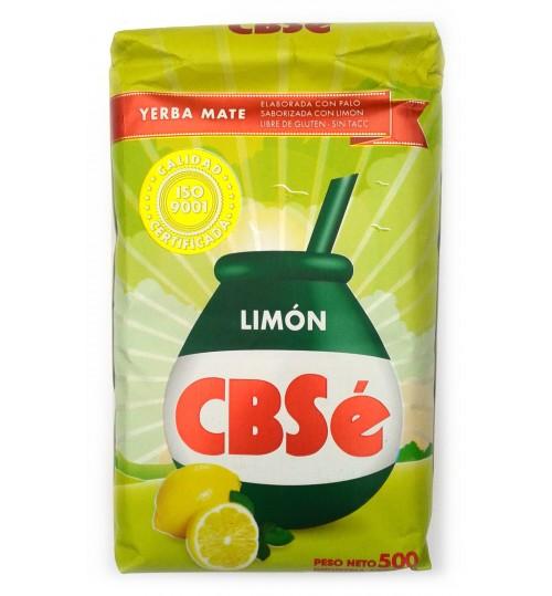 CBSe 可絲牌檸檬味有梗瑪黛茶 500 克