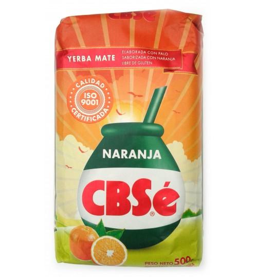 CBSe 可絲牌橙味有梗瑪黛茶 500 克