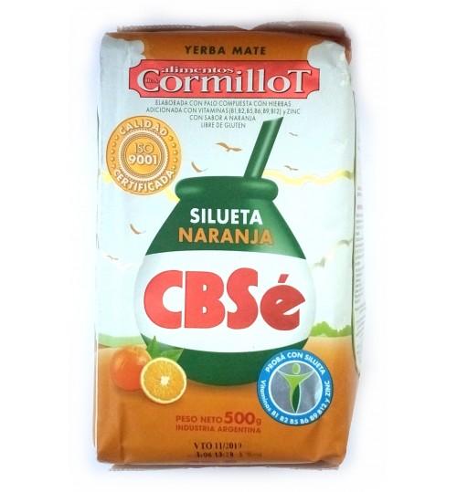 CBSe 可絲牌塑身橙味有梗瑪黛茶 500 克