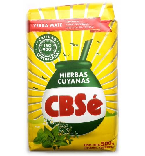 CBSe 可絲牌庫約草本味有梗瑪黛茶 500 克