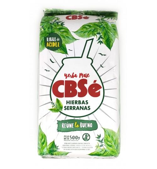 CBSe 可絲牌草本味有梗瑪黛茶 500 克