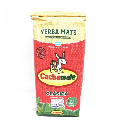 Cachamate 卡查嘜傳統原味有梗瑪黛茶 500 克