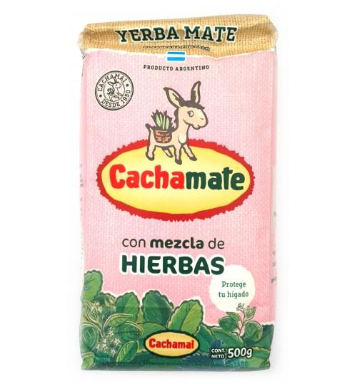 Cachamate 卡查嘜草本味護肝有梗瑪黛茶 500 克