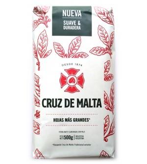 Cruz de Malta 馬爾他十字傳統原味有梗瑪黛茶 500 克