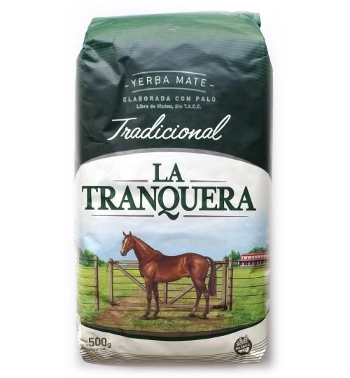 La Tranquera 馬欄牌傳統原味有梗瑪黛茶 500 克