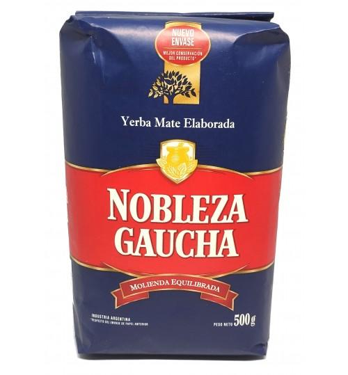 Nobleza Gaucha 高茶貴族傳統原味有梗瑪黛茶 500 克
