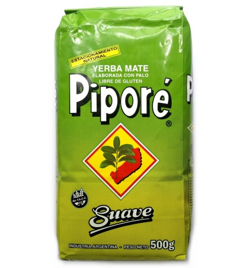 Piporé 皮坡爾柔順原味有梗瑪黛茶 500 克
