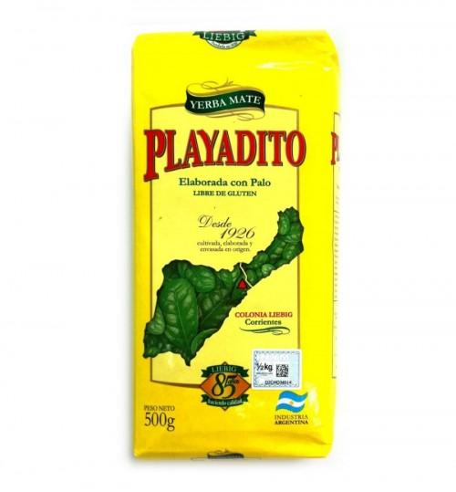 Playatido 帕雅蒂圖原味有梗瑪黛茶 500 克
