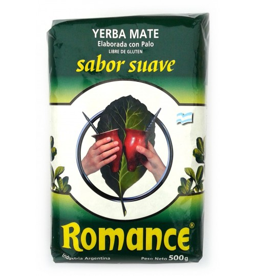 Romance 羅曼絲柔順原味有梗瑪黛茶 500 克