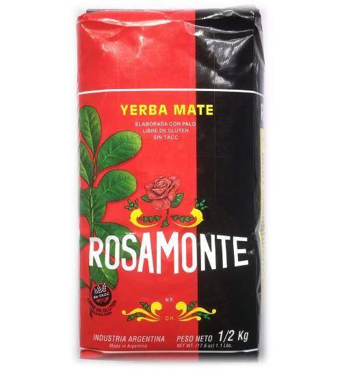 Rosamonte 羅莎蒙特傳統原味有梗瑪黛茶 500 克