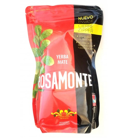 Rosamonte 羅莎蒙特傳統原味有梗瑪黛茶 500 克(密封袋裝)