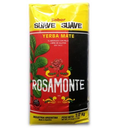 Rosamonte 羅莎蒙特柔順原味有梗瑪黛茶 500 克