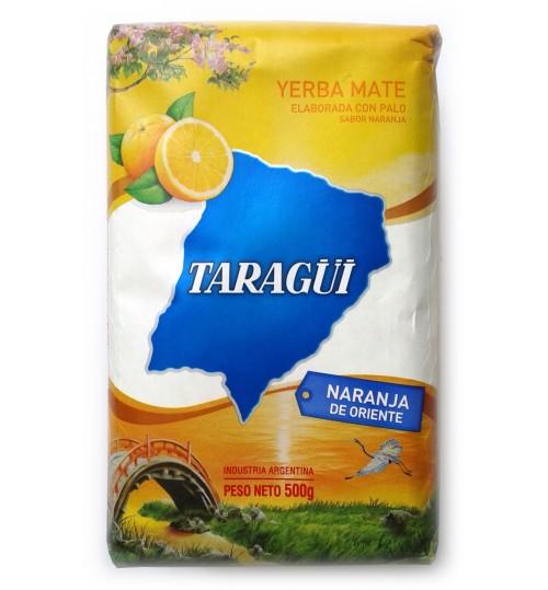 Taragüi 達然桂橙味有梗瑪黛茶 500 克