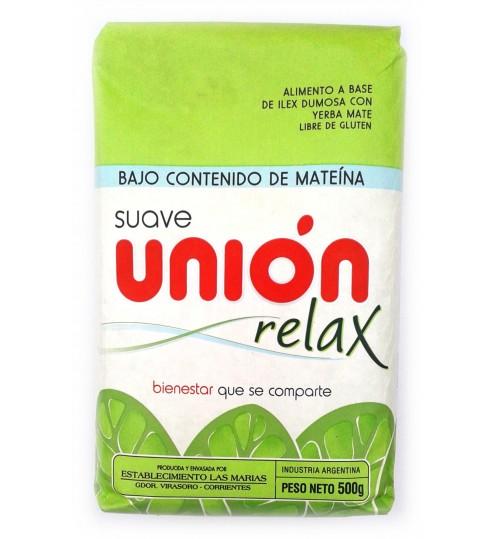 Unión 優麗恩減壓柔順有梗瑪黛茶 500 克