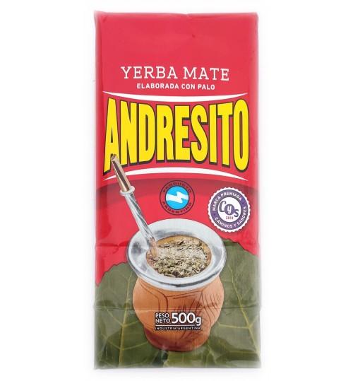 Andresito 安德斯圖原味有梗瑪黛茶 500 克