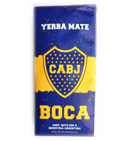 BOCA 小保加體育會有梗瑪黛茶 500 克