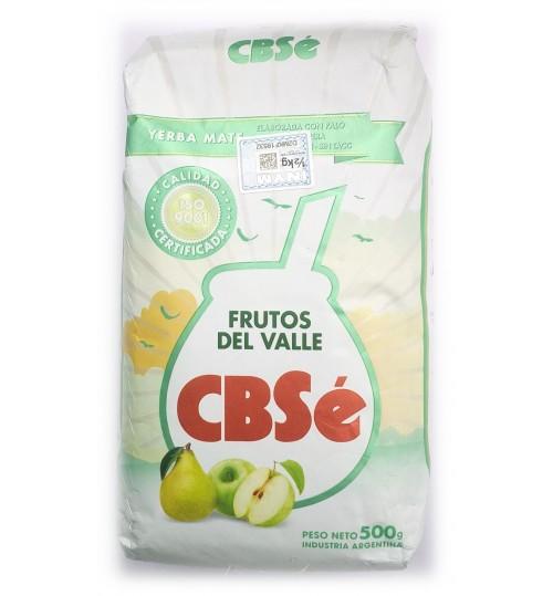 CBSe 可絲牌水果谷有梗瑪黛茶 500 克