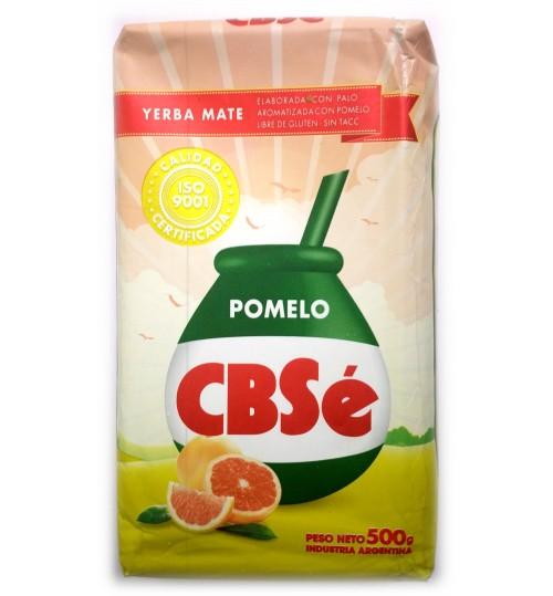 CBSe 可絲牌柚子味有梗瑪黛茶 500 克