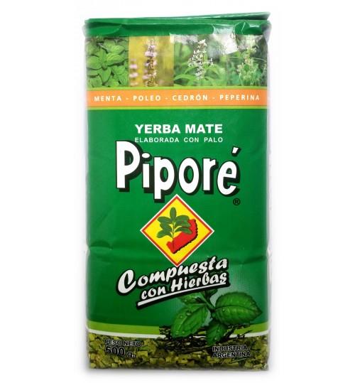 Piporé 皮坡爾混合草本味有梗瑪黛茶 500 克