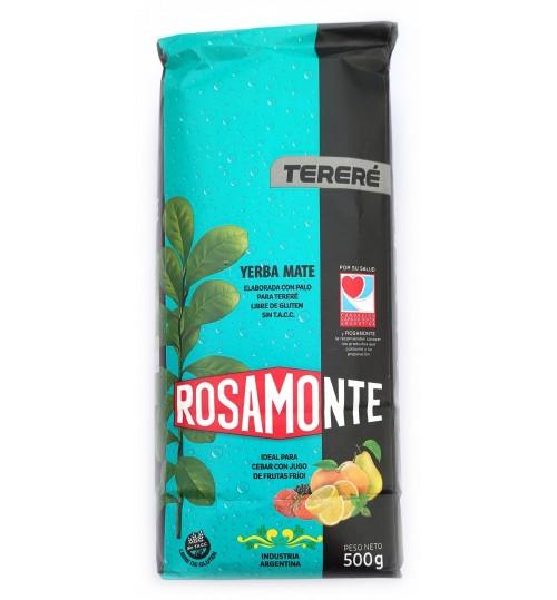Rosamonte 羅莎蒙特冰鎮原味有梗瑪黛茶 500 克