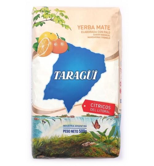 Taragüi 達然桂柑橘味有梗瑪黛茶 500 克