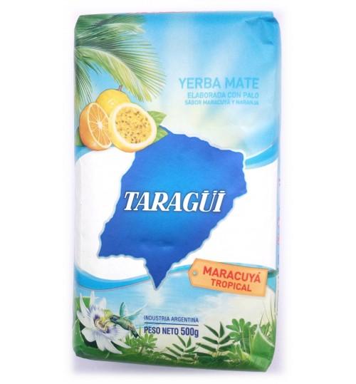 Taragüi 達然桂百香果味有梗瑪黛茶 500 克
