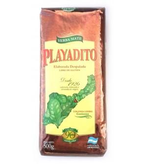Playatido 帕雅蒂圖原味無梗瑪黛茶 500 克