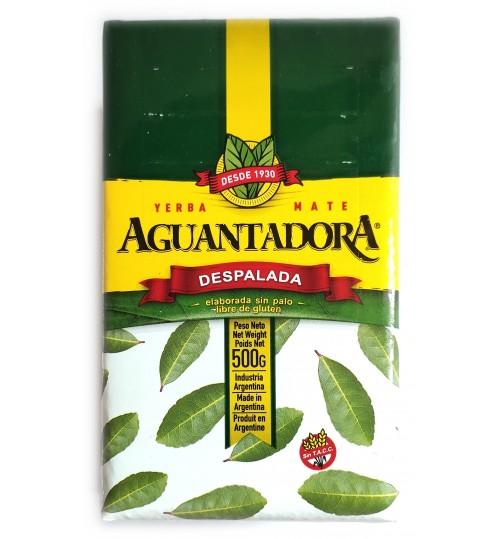 Aguantadora 持久牌傳統原味無梗瑪黛茶 500 克