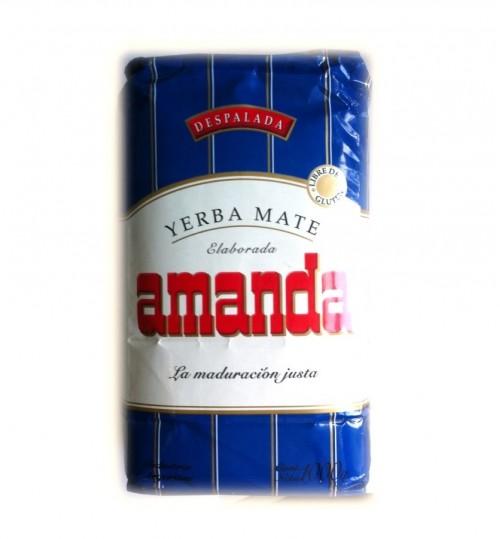 Amanda 阿曼達傳統原味無梗瑪黛茶 1,000 克