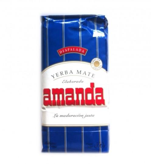 Amanda 阿曼逹傳統原味無梗瑪黛茶 500 克